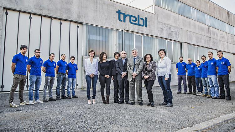 Impianti robotizzati di pulitura e di smerigliatura
