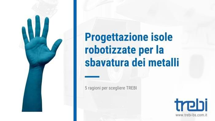 Progettazione di isole robotizzate