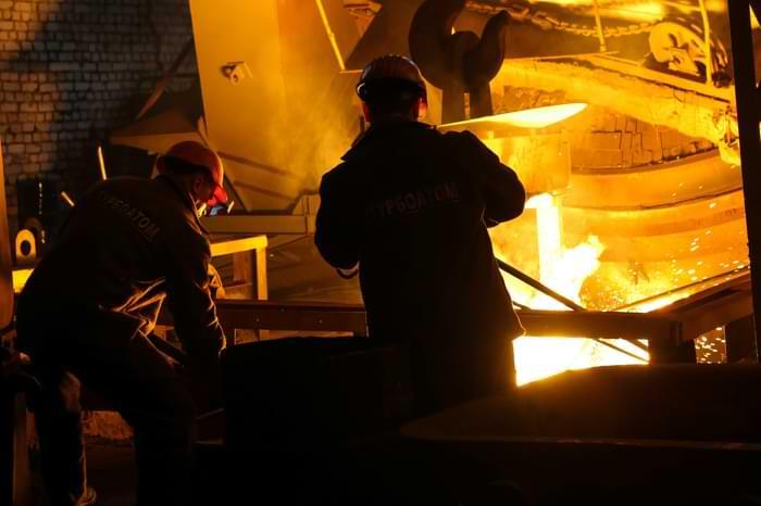 Processi di fusione e colata di metalli