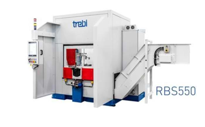 Robot industriali per fonderia: le macchine robotizzate Trebi ti offrono varie soluzioni