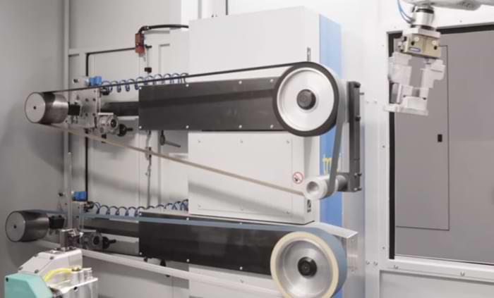 La sbavatura robotizzata è una tecnologia meccanica molto utile