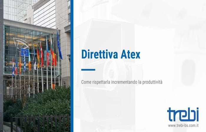 Ecco cos'è la direttiva Atex