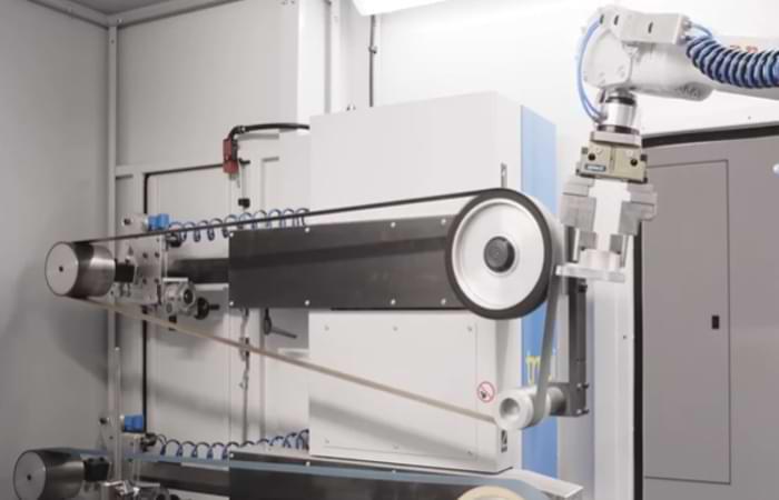 Lavorazioni superficiali di metalli coi robot