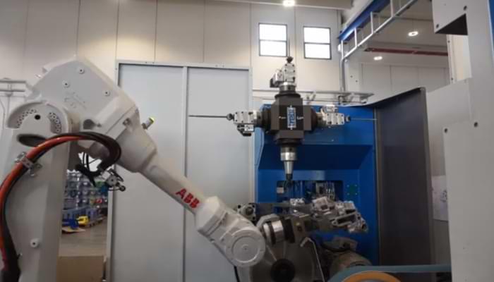 La robotica industriale ha un ruolo da protagonista nella fonderia