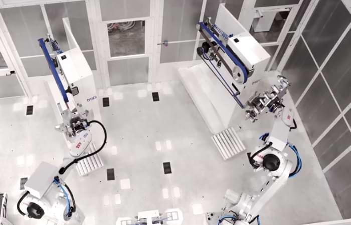L'automazione della sbavatura dei metalli è la soluzione ideale per una fonderia